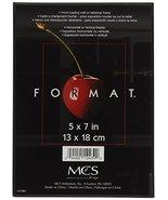 "MCS 5"" x 7"" Picture Frame - Black - $9.79"