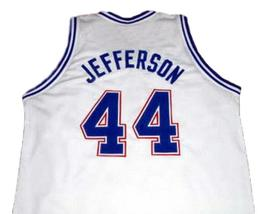Richard Jefferson Moon Valley High School Basketball Jersey Sewn White Any Size image 4