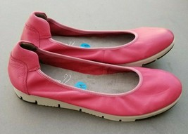 Signature by Aerosoles Pink Ballet Flat Fast Track shoes Womens Size 10.5 - 11 - $58.89