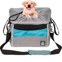 Pet Carrier Bicycle Basket Bag for Dogs & Cats | Adjustable Size,Comfy - $67.55