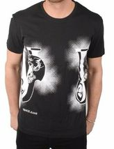 Versace Jeans Men's Double V Guarded Tigers Graphic Tee NWT image 3