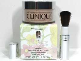 Clinique Blended Face Powder #02 Transparency 2 NIB Expires 11/2022 - $29.50