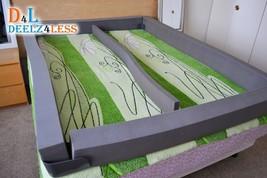 Used Select Comfort Sleep Number King Size Side Rails Border Foam Walls ... - ₨8,987.22 INR
