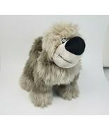 """12"""" DISNEY ARIEL THE LITTLE MERMAID MAX GREY PUPPY DOG STUFFED ANIMAL PL... - $45.82"""