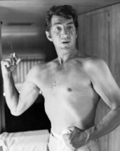 Dean Martin Hunky barechested with cigarette 11x14 Photo - $14.99