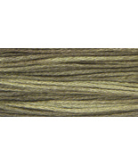 Pelican Gray (1302) Weeks Dye Works 6 strand ha... - $2.25