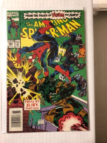 Amazing Spider-Man #383 First Print