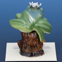 Birthstone Tree Frog Prince October Opal Miniatures by Hagen-Renaker image 3