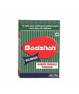 2 x Badshah Masala Rajwadi Garam Masala Powder 100 Grams 3.5 oz Pack India - $8.99