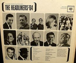 The Headliners '64  Record AA20-RC2138 Vintage image 3