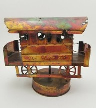 "Cable Car Trolley Turn Table Wind Up Music Box ""I Left My Heart in San F... - $20.36"