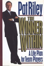 "Pat Riley Signed Book ""The Winner Within"" - $69.99"