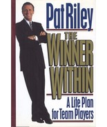 """Pat Riley Signed Book """"The Winner Within"""" - $69.99"""