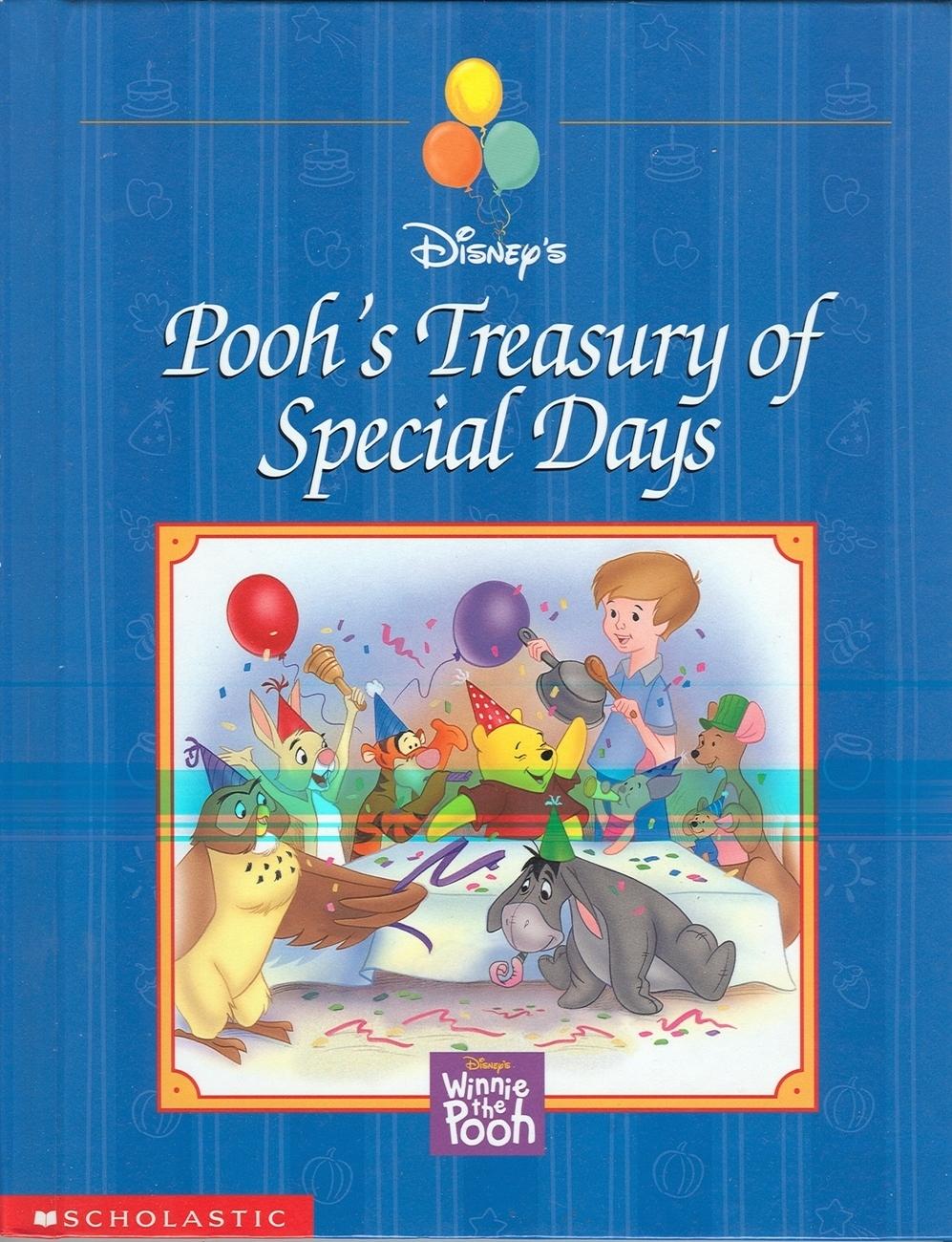 Pooh s treasury of special days