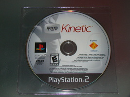 Playstation 2 - eye TOY Kinetic (Game Only) - $10.00
