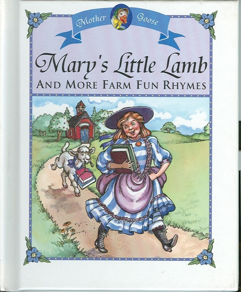 Mary s little lamb