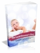 Lucid Dreamers Diary/resell rights/ebook on cd - $2.99
