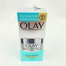 Olay White Radiance Light Intensive Perfecting Day Cream SPF24 Moisturiz... - $20.66