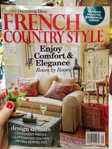French Country Style Magazine  July 27,2015 Issue - $5.63