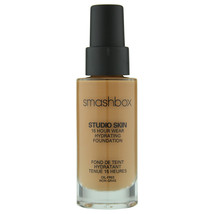 Smashbox Studio Skin 24 Hour Wear Hydrating Foundation 1 fl oz / 30 ml 4... - $30.32
