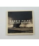 Robbie Fulks Gone Away Backwards CD Promo 2013 Bloodshot Records  - $9.49