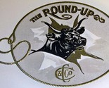 The round up inner cigar label 002 thumb155 crop