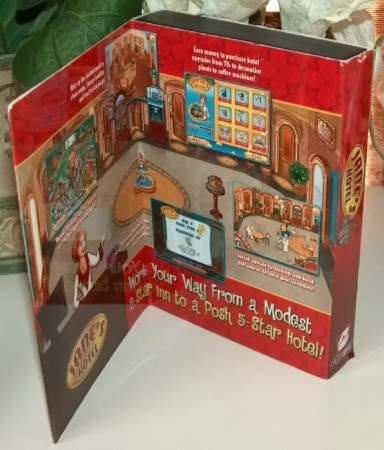 Janes Hotel PC CD-ROM Game