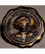 RADIO ORPHAN ANNIE SECRET SOCITY PINBACK PIN - $13.53