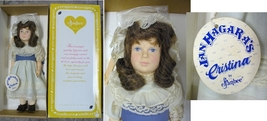 Effanbee Jan Hagara Doll - Christina - $24.99