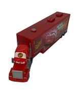 Cars Pixar Lightning McQueen Playset Semi Truck Car Care Center - $24.00