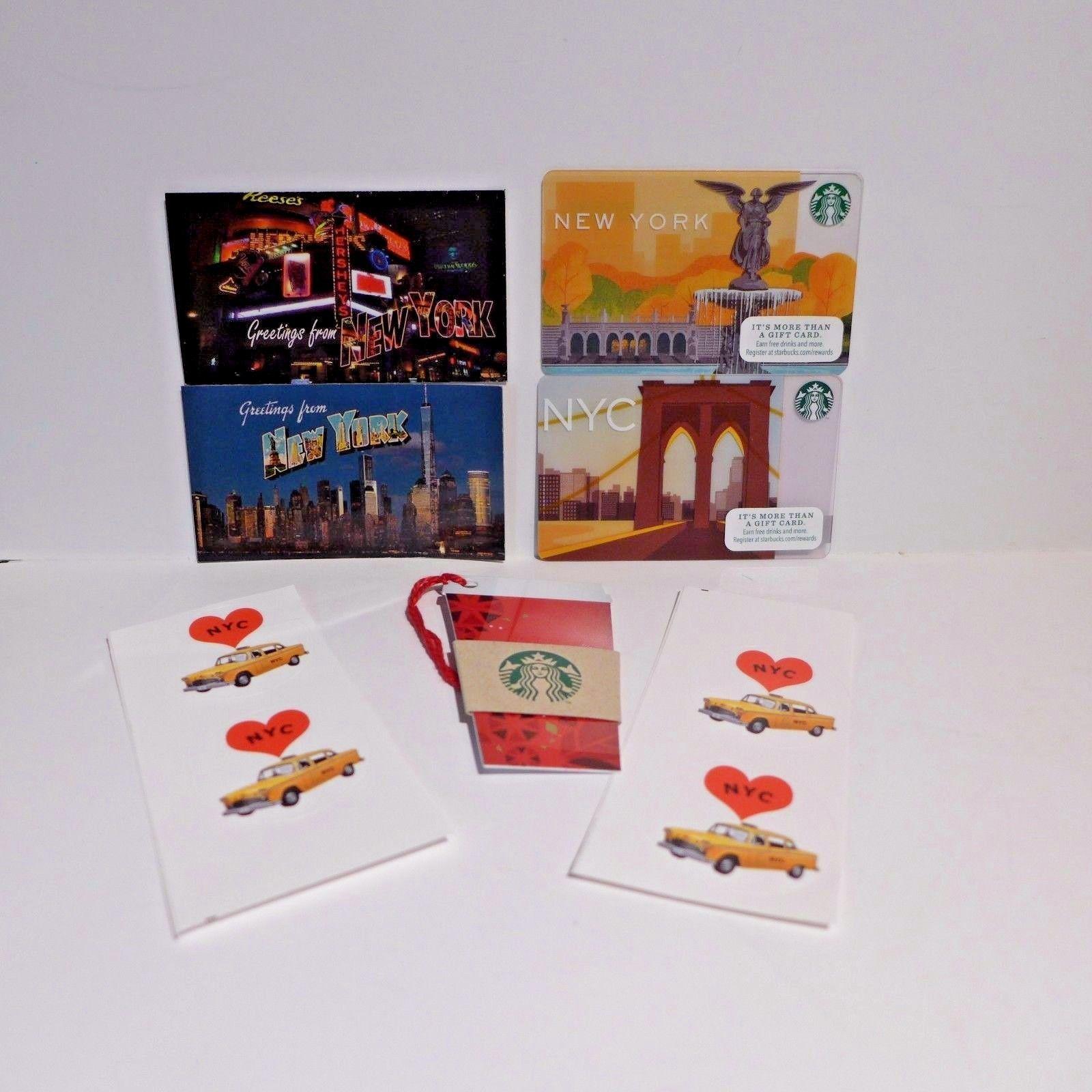 Starbucks New York Coffee Mug Cup Nyc And Similar Items