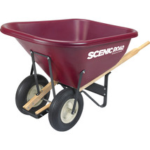 Scenic Road 0 Parts Box For M10-2r Wheelbarrow 8 Cu Ft - $3.905,17 MXN