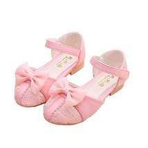 Princess Shoes Bow Girls Shoes Baby Shoes Children Sandals Summer Girls Sandals image 2
