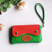 [Youthful Vigour] Colorful Cell Phone Case Clutch Pouch  - $10.99