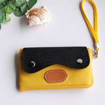 [Classic Beauty] Colorful Pouch Cell Phone Case Clutch Pouch  - $10.99