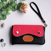[Black Classics] Colorful Cell Phone Case Clutch Pouch - $10.99