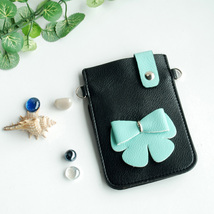 [Freedom Life] Colorful  Leatherette Mobile Phone Pouch - $8.99