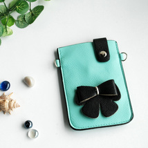 [Praver] Colorful  Leatherette Mobile Phone Pouch - $8.99