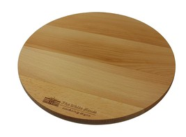 THE WHITE HOUSE cooking style Wooden Rotating Kitchen Board. Turntable R... - $37.54
