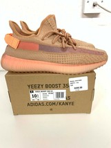 Adidas Yeezy 350 Boost Clay EG7490 10 UK 10.5 US GID bred 700 - $598.84