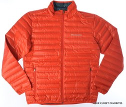COLUMBIA Mens 2XT 3XT 4XT Flash Forward Down Jacket Lightweight Spring/Fall - $61.72