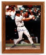 Cal Ripkin Jr.  Autograph Signed 8x10 Framed Photo - $29.14