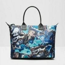 Ted Baker London  Luciel Blue Lagoon Large Nylon Shopper Tote Bag - $79.99