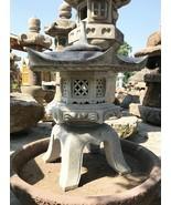 Japanese Stone Lantern Kaku Yukimi Gata - YO01010065 - $2,017.33
