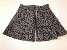 The Children's Place Girl's Youth Skirt Skort Size 5 Cheetah Adjustable Wst - $29.69