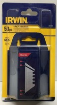 (New) Irwin 2014098 4 point Utility Blade General Purpose,  50 pc - $18.80