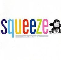 Squeeze - Babylon And On - Cassette cassette