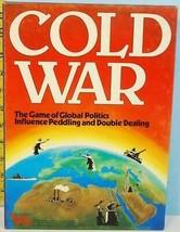 Cold War: Global Politics, Influence Peddling & 2nd Dealing Victory Game... - $35.64
