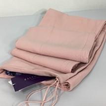 Ralph Lauren Purple Label Collection Womens Pants Pink 2 Flat Front Wool - $171.95