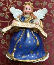 Hallmark Keepsake Madame Alexander Angel Of The Nativity Ornament 1999 P... - $4.94